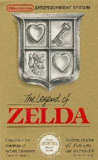 Screenshot Thumbnail / Media File 1 for Legend of Zelda, The (USA) [Graphic Hack by PocketNES v1.0] (Pocket Edition)